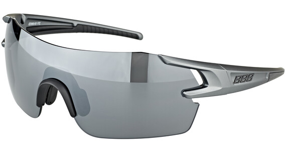 BBB FullView BSG-53 Bike Glasses grey